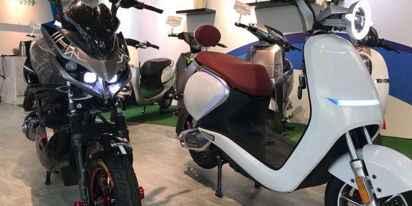 新車款 電動自行車 電力公園